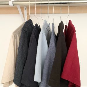 Bundle 7 men's size medium t shirts